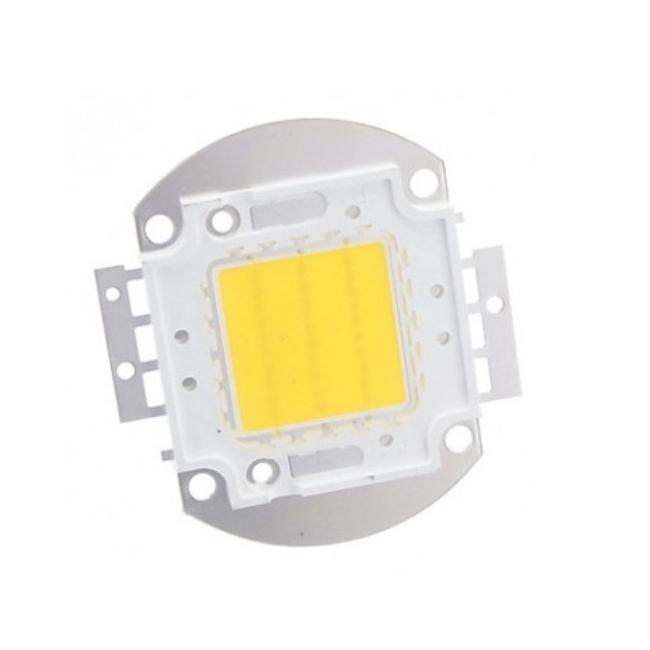 Modul LED SMD Pastila 30W Alb Rece pentru Proiector LED