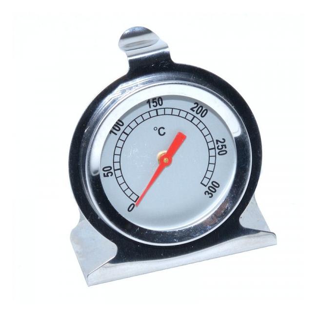 Termometru Metalic Analogic de Cuptor 300C TERCU300