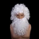 Barba cu Peruca de Mos Craciun Costumatie Adulti