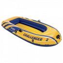Barca gonflabila Intex Challenger 2 68366NP 2 persoane