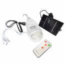 Bec 12LED Acumulator, Telecomanda,USB, Incarcare Solara si 220V GD5023