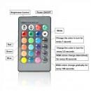 Bec LED 5W E27 RGB si Alb Lampa de Veghe Dimabila cu Telecomanda