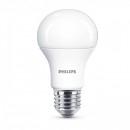 Bec LED Philips A60 13W E27 2700K Lumina Alb Cald