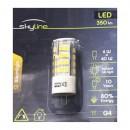 Bec LED SMD 4W Bulb Alb Natural 4000K G4 220V Skyline SL1388