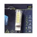 Bec LED SMD 7W Bulb Alb Rece 6500K G9 220V Skyline SL1391