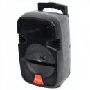 Boxa Portabila cu Acumulator, Bluetooth Radio USB Card TF MKA12
