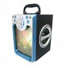 Boxa Portabila cu Bluetooth, Radio FM, USB, SD Card, AUX si MIC KTS822