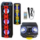 Boxa Portabila FM SD USB MP3 MIC Telecomanda Ailiang UF3503DT