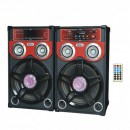 Boxe Active Audio cu Bluetooth, Radio FM si USB 70W Ailiang 298E