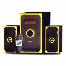 Boxe Sistem Audio cu BT, FM, USB, SD si Telecomanda RM9126