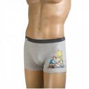 Boxeri Barbati Cornette Tattoo Imprimeu Haios Striptease