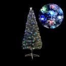Brad Artificial de Craciun Nins cu LEDuri Multicolore 120cm BP