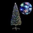 Brad Artificial de Craciun Nins cu LEDuri Multicolore 150cm BP