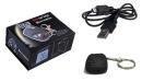 Breloc spion tip telecomanda auto cu camera video