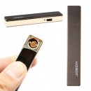 Bricheta Electrica USB Anti Vant Metalica Idei de Cadou Jobon