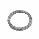 Cablu Tractiune Otel 2mm Rola 100m