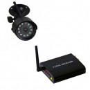 Camera Supraveghere Wireless cu Receiver si Telecomanda IRW242