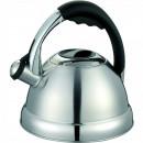 Ceainic inox cu fluier 2.7L Peterhof PH15505