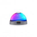 Ceas cu Proiectie Digital Ora si Lumini Colorate