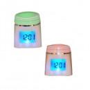 Ceas Desteptator cu LED, Temperatura si Calendar 809