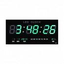 Ceas Digital de Perete, cu Display Mare si Afisaj Verde JH4622