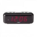 Ceas Digital Display LCD Rosu, Alarma si Functie Memorare Ora VST738