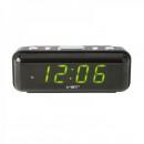 Ceas Digital Display LCD Verde, Alarma si Functie Memorare Ora VST738