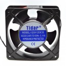 Cooler Ventilator Metalic 220V 0.14A 120x120x38mm Tidar
