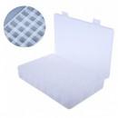 Cutie Depozitare din Plastic 12 Compartimente Egale ARL P131