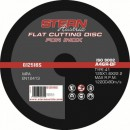 Disc abraziv Stern Austria G12516S polizor unghiular  125x1.6mm