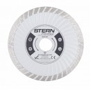 Disc diamantat turbo taiere umeda si uscata 125mm Stern D125TW