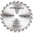Disc pentru lemn Stern 60 dinti 185mm SBT18560