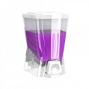 Dozator Manual de Sapun Lichid 1000ml  Zambak Plastik 181
