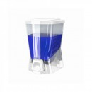 Dozator Manual de Sapun Lichid 500ml  Zambak Plastik