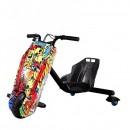 Drift Trike Tricicleta Electrica pentru Copii 120W 8A L100 cu Bluetooth