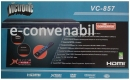 Dvd player si convertor audio cd in mp3 victronic vc857