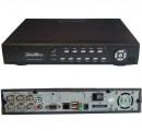 DVR 4 Canale Internet LAN H.264 PlusEye