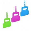 Evantai pentru Gratar 30x20cm Plastic Diverse Culori E001S