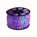 Furtun Luminos 100m 2300 LEDuri Multicolore