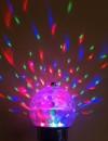 Glob Jocuri Lumini Disco LED Multicolor