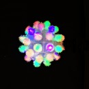 Glob Luminos de Craciun 50LED Multicolore 220V 15cm LC