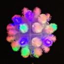 Glob Luminos de Craciun 78LED Multicolore 220V 20cm LC150