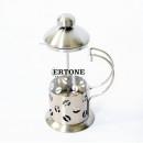 Infuzor ceai si filtru cafea manual 800ml Ertone HBH128