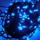 Instalatie Luminoasa Brazi de Craciun Snur 32m 500LED Albastre FN TO40