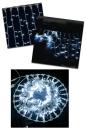 Instalatie luminoasa perdea cu 300 Leduri