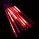 Instalatii Luminoase Craciun 2m 8 Turturi 30cm LEDuri Rosii TO