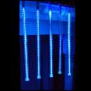 Instalatii Luminoase Craciun 4m 5 Turturi 80cm 240LEDuri Albastre TO