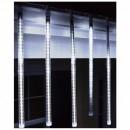 Instalatii Luminoase Craciun 4m 5 Turturi 80cm 240LEDuri Alb Rece TO
