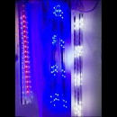 Instalatii Luminoase Craciun 8 Turturi Digitali 50cm LED Multicolor CL