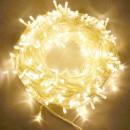 Instalatii Luminoase Craciun Rola 39m 400LED Alb Cald 9 Jocuri FI TO
